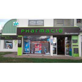 PHARMACIE BEAUREGARD
